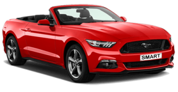 Mustang Cheap Rental San Diego