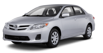 Cheap compact rental car in San Diego