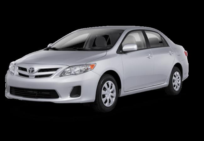 Cheap compact rental car in San Diego