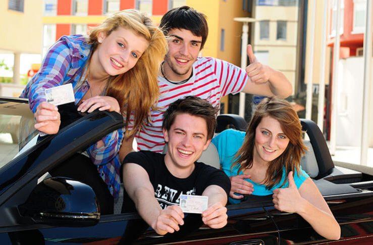Student Auto rental service